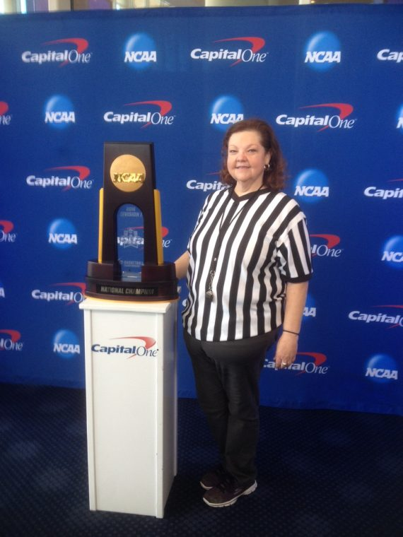 Final four trophy pic